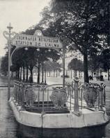 Guimard - métro