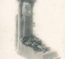 Hector Guimard - sépulture Albert Adès