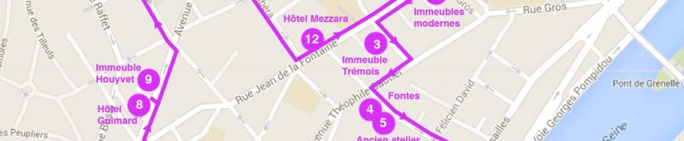 Hector Guimard - visites guidées