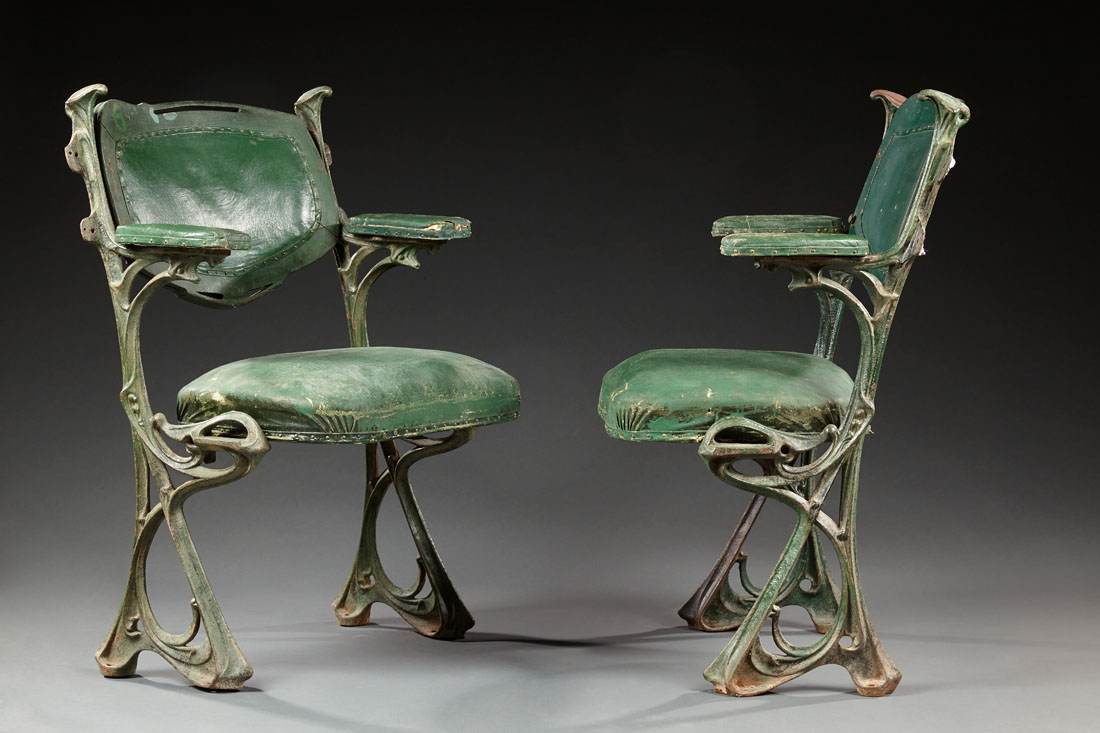 hector guimard chaise