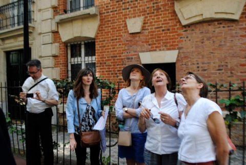 Visite Cercle Guimard - 16ème arrondissement