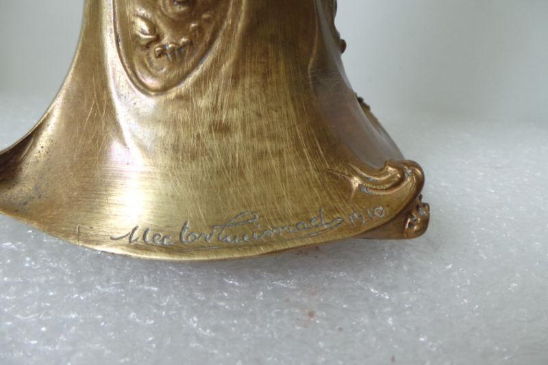 Hector Guimard - Vase