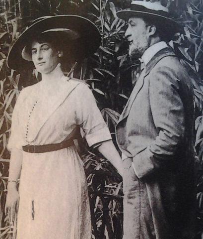 Adeline et Hector Guimard