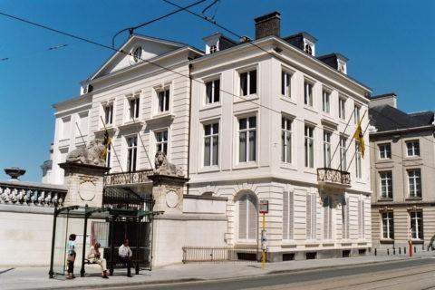 Hôtel Errera, Bruxelles