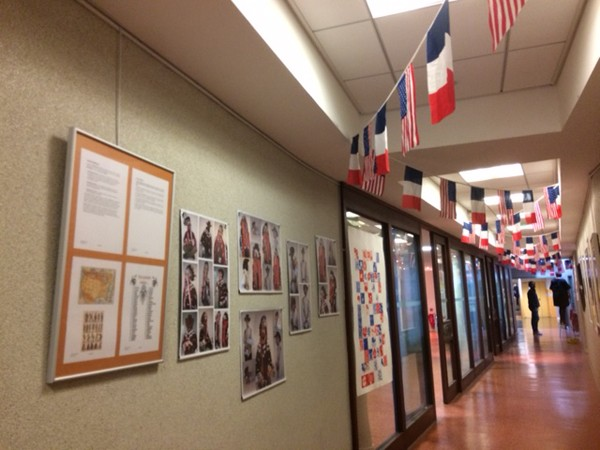 """""""Guimard Day"""" <br/>au Lycée Hector Guimard à Paris"""