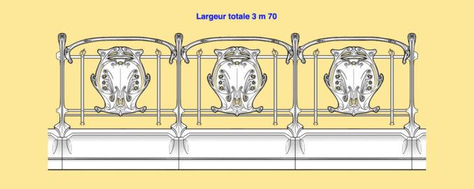 La modularité élastique et relative des entourages du métro