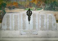 Un Monument aux Morts inédit d'Hector Guimard au lycée Michelet de Vanves