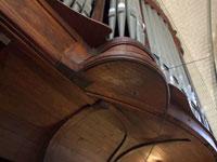 Hector Guimard - orgue - Clichy