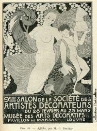 Affiche du 9e salon