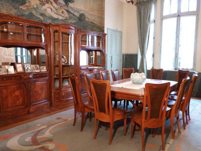 Hôtel Mezzara - salon