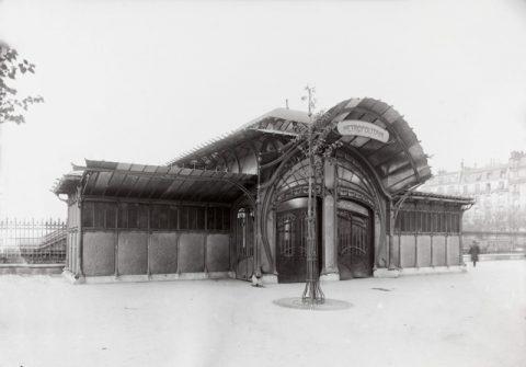 Guimard metro 851 Bastille pavillon_2