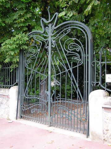 Guimard Villa Berthe ext 105