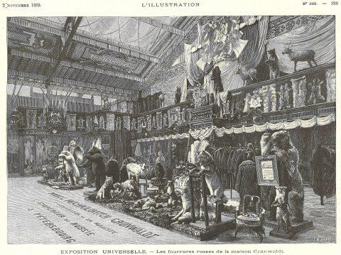 Maison Grunwalt - 1889