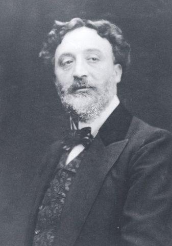 Hector Guimard - portrait
