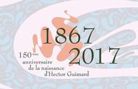 150 ans de la naissance d'Hector Guimard