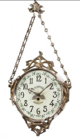 Horloge boulangère