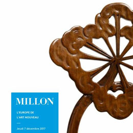 Vente Millon du 7 décembre 2017